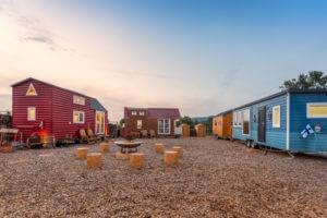 Schauplatz Mobiles Tiny House