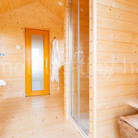 Sauna Inneneinrichtung