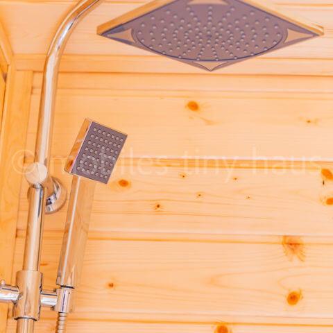Sauna Dusche