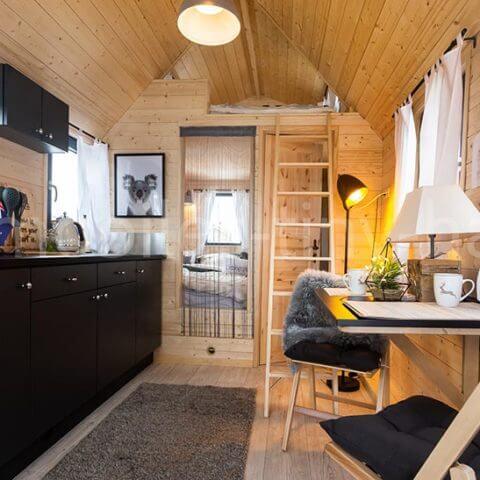 wooden house Australia