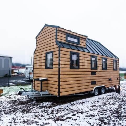 exterior view wooden house Australia