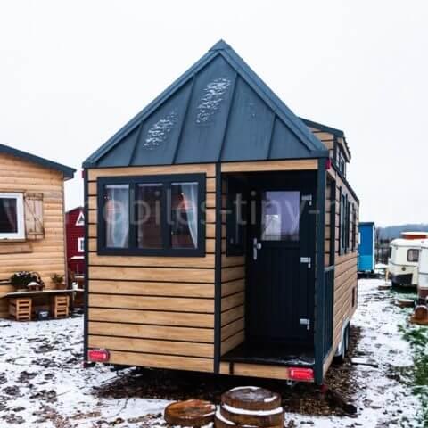 Aussenansicht Holzhaus Australien