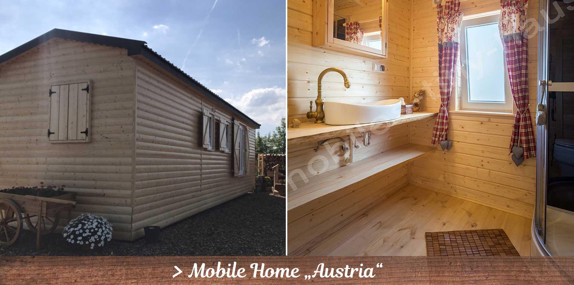 Zuhause an Ihrem Lieblingsort! | Mobiles Tiny House