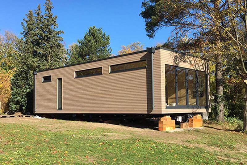 Zuhause An Ihrem Lieblingsort Mobiles Tiny House