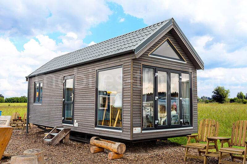 Mobiles Chalet Island - Mobiles Tiny Haus