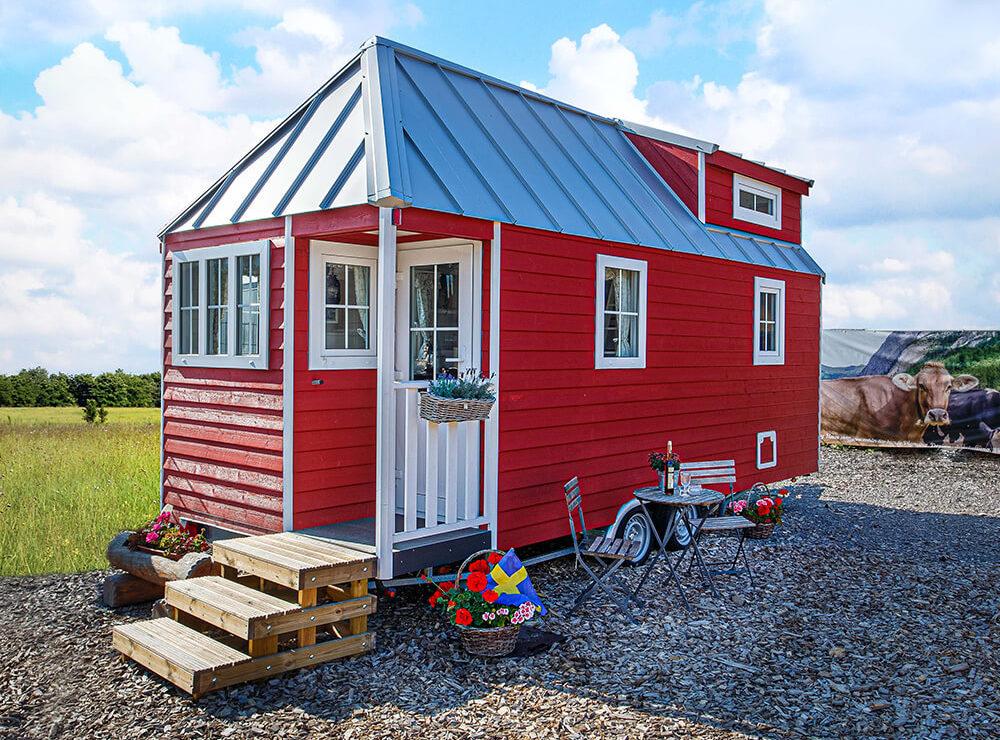 Mobiles Tiny House Schweden 1